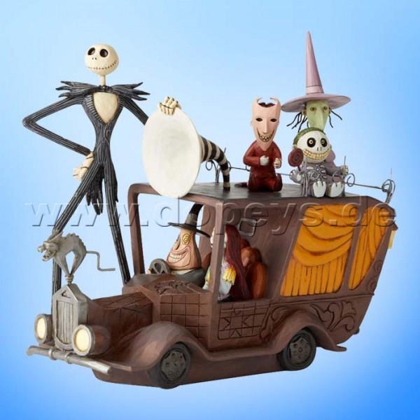 Terror Triumphant (Nightmare Before Christmas Bürgermeister Auto) Figur von Disney Traditions / Jim Shore - Enesco 6002841