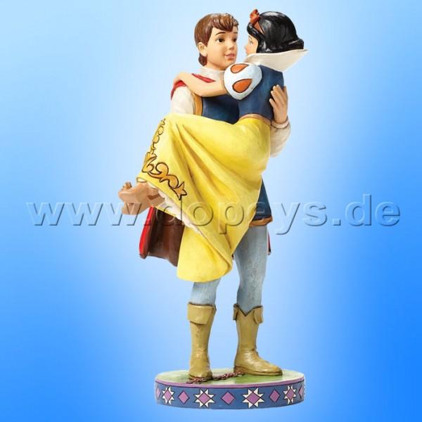 """Disney Traditions / Jim Shore Figur von Enesco.""""Happily Ever After (Schneewittchen mit Prinz)"""" 4049623."""
