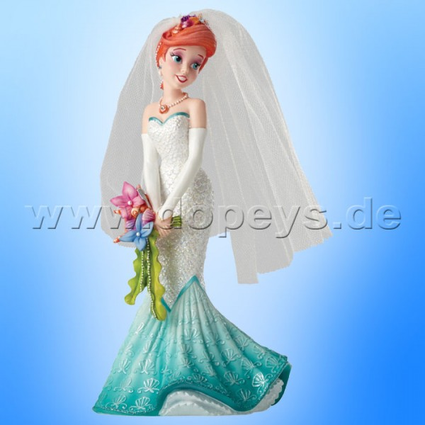 "Disney Showcase Collection von Enesco ""Arielle Hochzeitsfigur"" 4050707 Haute Couture"