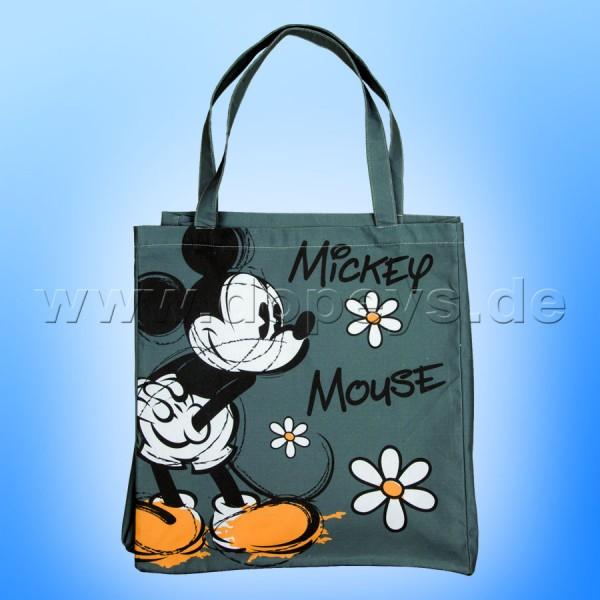 """Disney Tragetasche / Beutel """"Mickey"""" grau im italienischen Design"""