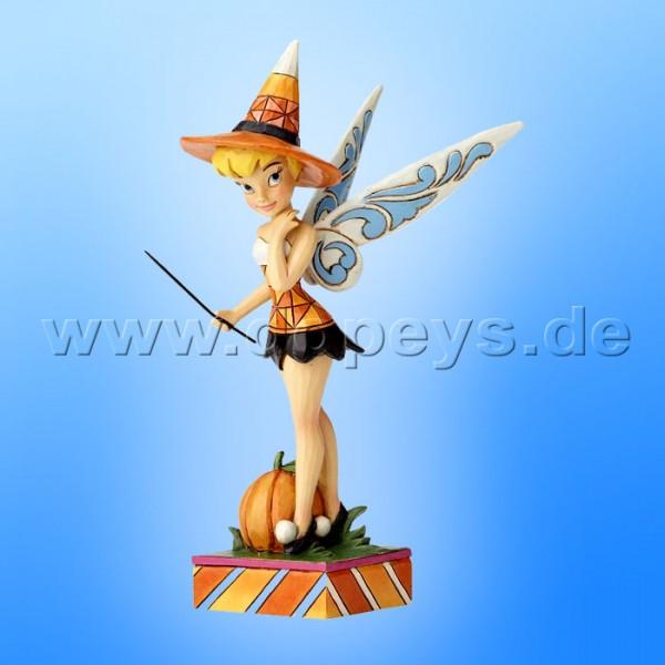 "Disney Traditions / Jim Shore Figur von Enesco ""Sweet Spell (Halloween Tinker Bell)"" 4057949."