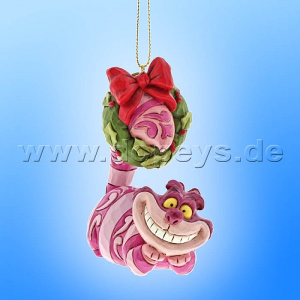 Disney Traditions - Grinsekatze Ornament Baumanhänger von Jim Shore A30358