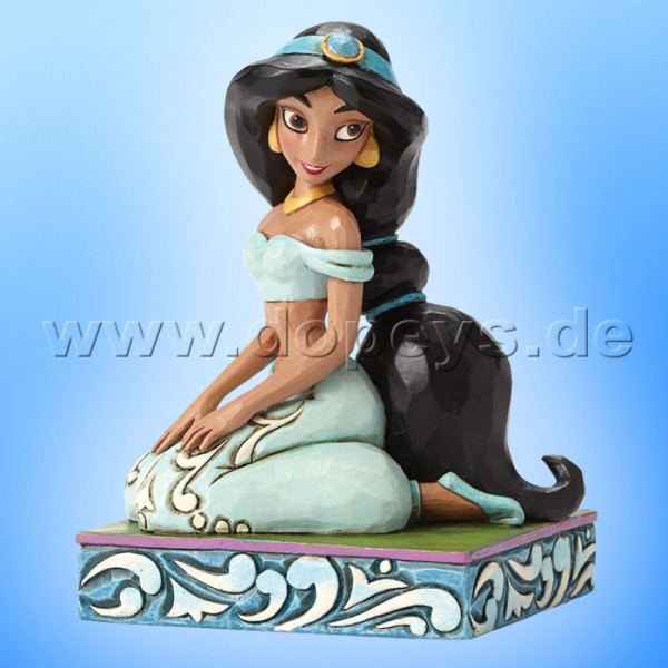 "Disney Traditions / Jim Shore Figur von Enesco.""Be Adventurous (Jasmine)"" 4050411."