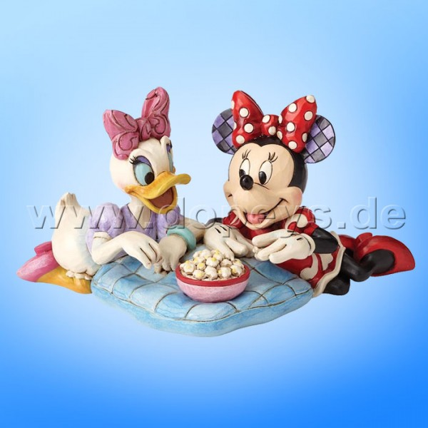 "Disney Traditions / Jim Shore Figur von Enesco ""Girls Night (Minnie & Daisy)"" 4054282."
