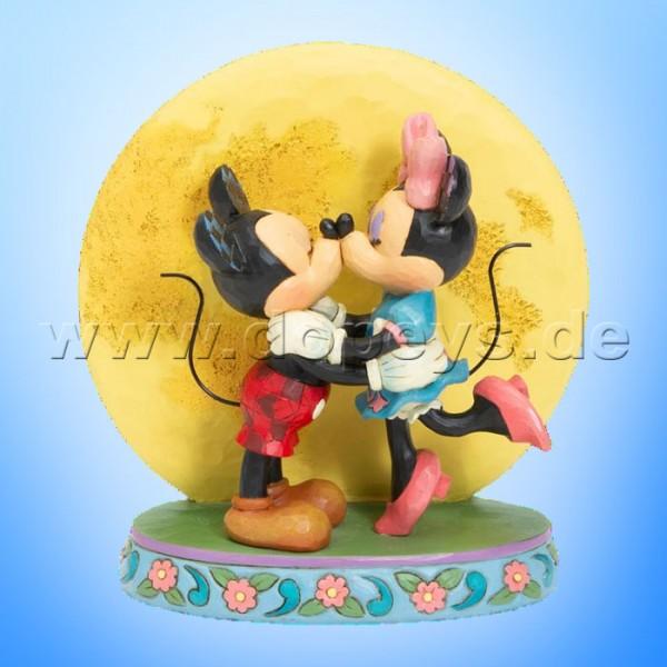 Disney Traditions - Magic and Moonlight (Mickey & Minnie's Kuss im Mondlicht) von Jim Shore 6006208