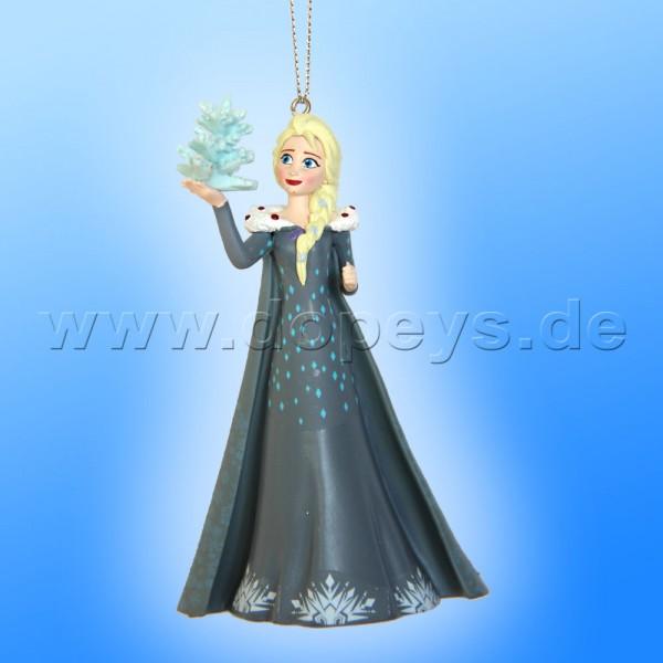 """Kurt S. Adler - Disney Die Eiskönigin """"Elsa - Olaf taut auf"""" Weihnachtsbaumanhänger / Ornament DN03002-E"""