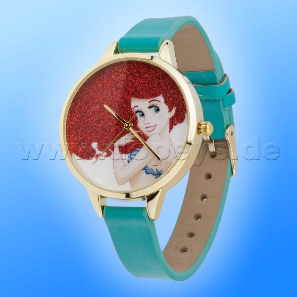 "Disney Armbanduhr ""Arielle"" elegant hochwertige Sammleruhr"