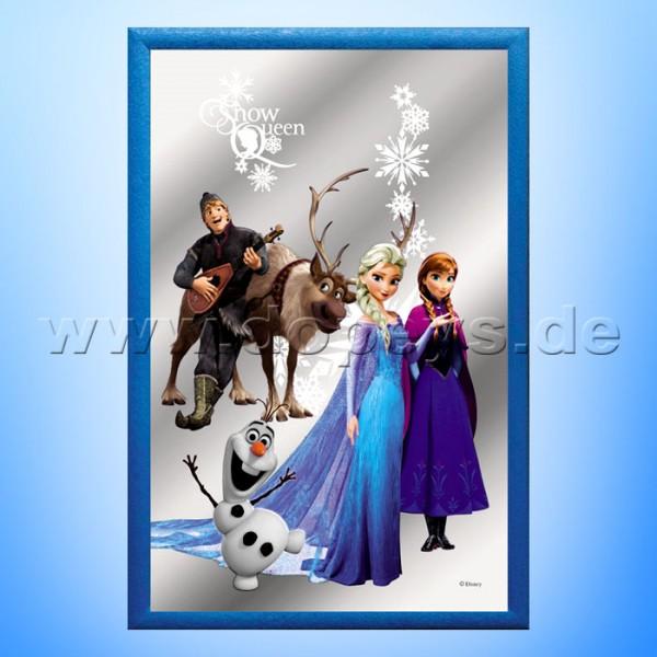 """Disney Wandspiegel / Motivspiegel - Die Eiskönigin """"Frozen Friends"""" 20 x 30cm HN18092"""