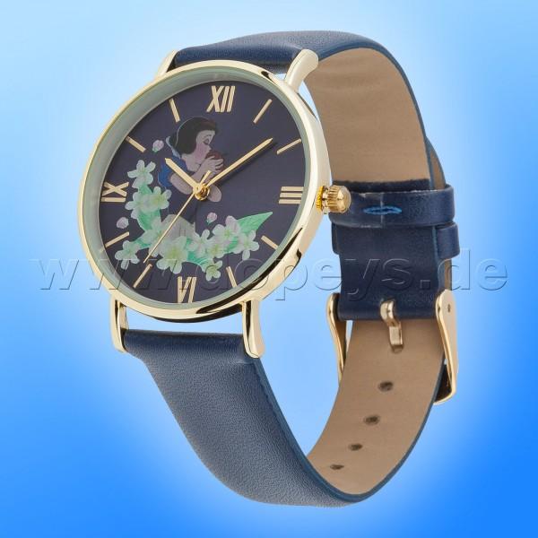 """Disney Armbanduhr """"Schneewittchen"""" elegant hochwertige Sammleruhr"""