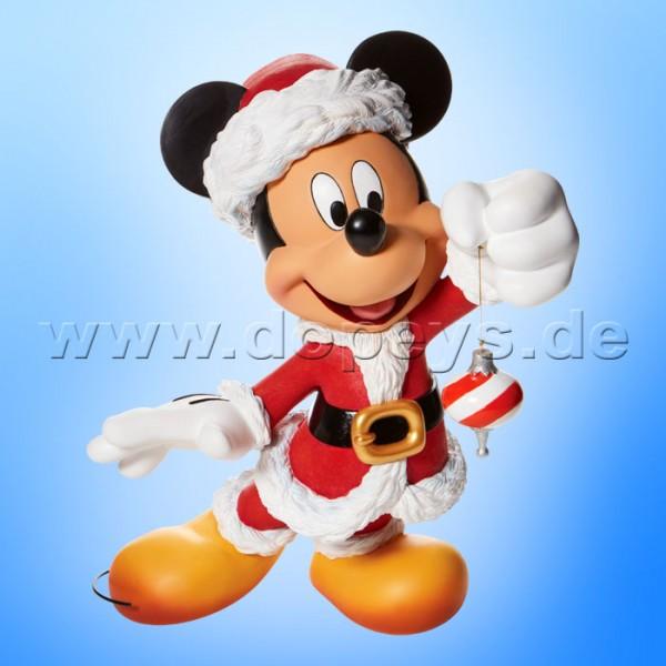 Disney Showcase Collection - Weihnachtsmann Mickey Figur sehr groß 6009029 Couture de Force