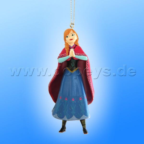 """Kurt S. Adler - Disney Die Eiskönigin """"Anna im Winterkleid"""" Weihnachtsbaumanhänger / Ornament DN03001-A"""