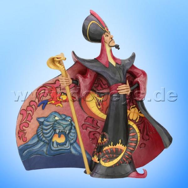 Villainous Viper (Bösewicht Dschafar) Figur von Disney Traditions / Jim Shore - Enesco 6005968