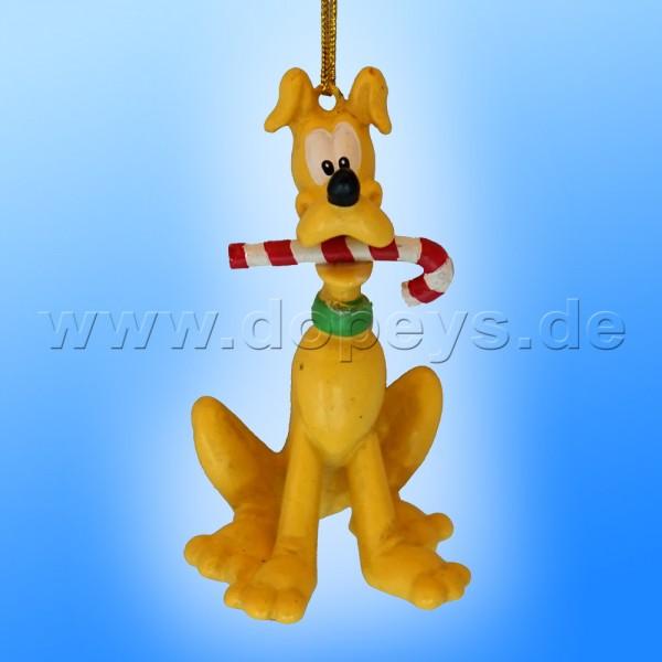 """Kurt S. Adler - Disney """"Weihnachts-Pluto"""" Weihnachtsbaumanhänger / Ornament  DN02006-P"""