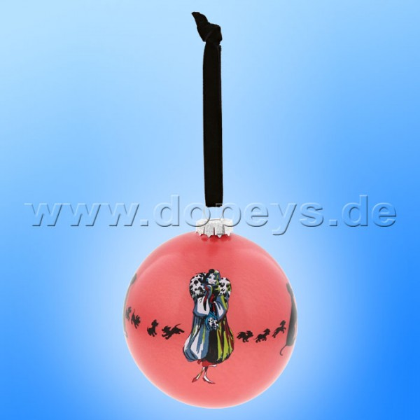 Disney Enchanting Collection - One Classy Devil (Cruella De Vil Weihnachtsbaumkugel / Glaskugel) A30002