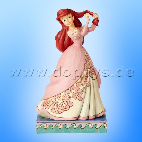 Curious Collector (Arielle Princess Passion) Figur von Disney Traditions / Jim Shore - Enesco 6002819