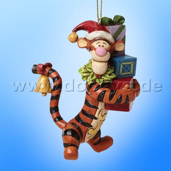 "Disney Traditions / Jim Shore Figur von Enesco.""Tigger Ornament Baumanhänger"" A27552."
