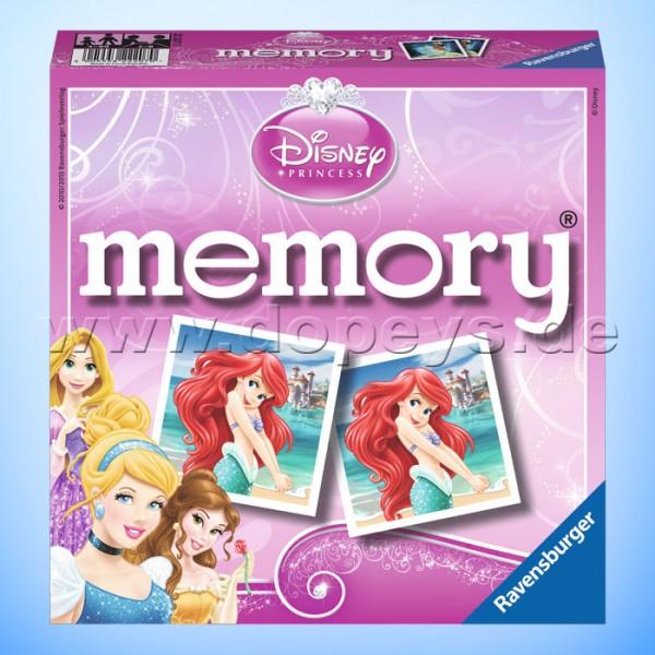 """Disney memory® Disney Prinzessinnen """"Princess"""" von Ravensburger 22207"""