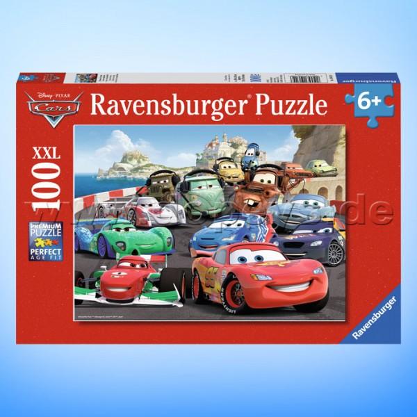 "Disney Puzzle Cars ""Brisantes Rennen"" von Ravensburger 10615"