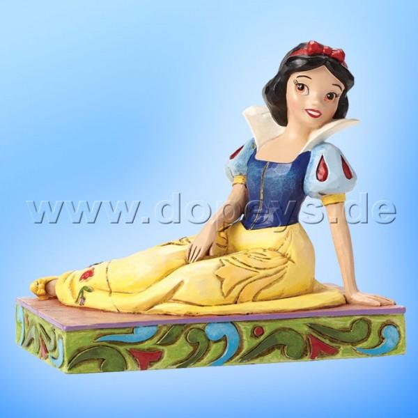 "Disney Traditions / Jim Shore Figur von Enesco ""Be A Dreamer (Schneewittchen)"" 4050409"