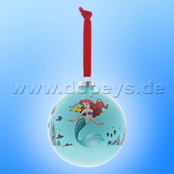 "Disney Enchanting Collection - Arielle, die Meerjungfrau Weihnachtskugel / Glaskugel ""Life is Bubbles"" A29681"