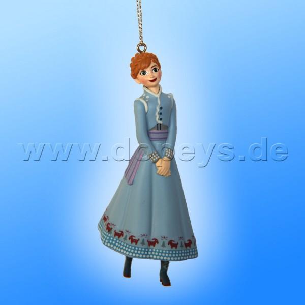 """Kurt S. Adler - Disney Die Eiskönigin """"Anna - Olaf taut auf"""" Weihnachtsbaumanhänger / Ornament DN03002-A"""