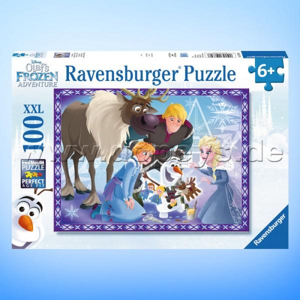 """Disney Puzzle Die Eiskönigin """"Familienzauber"""" von Ravensburger 10730"""