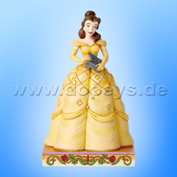 Book-Smart Beauty (Belle Princess Passion) Figur von Disney Traditions / Jim Shore - Enesco 6002818