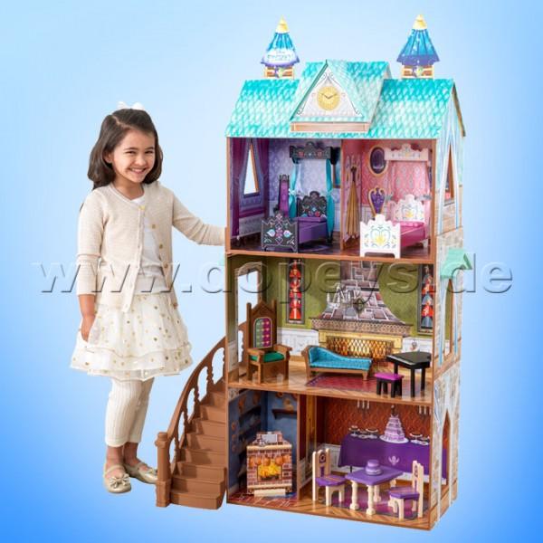 """Puppenhaus Disney Frozen Palast der Eiskönigin """"Arendelle Palace"""" von KidKraft 65945"""