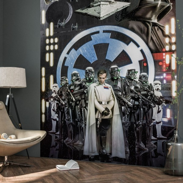 "Star Wars Vlies Fototapete ""Star Wars Empire"" 2,00m x 2,75m"