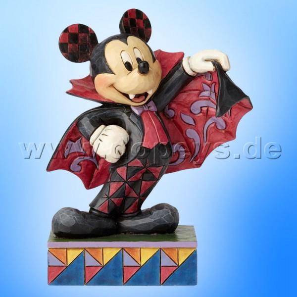 "Disney Traditions / Jim Shore Figur von Enesco ""Colourful Count (Mickey Maus als Vampir)"" 6000950"