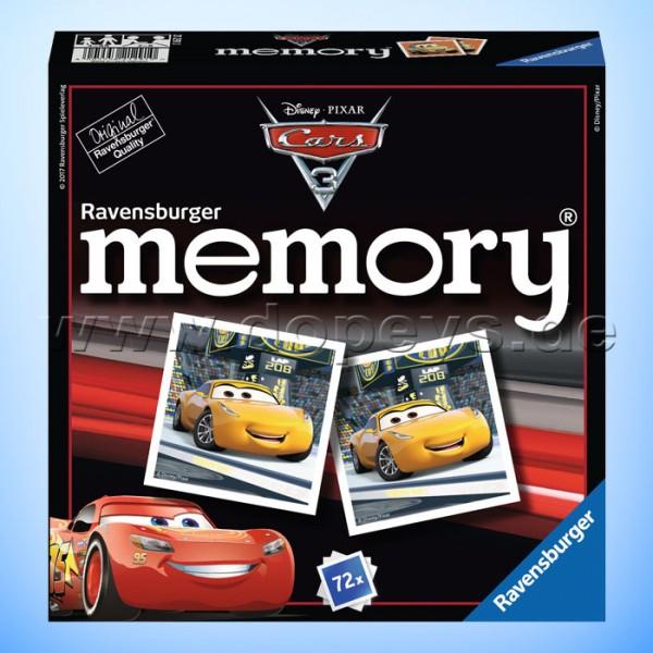 "Disney memory® Pixar ""Cars 3"" von Ravensburger 21291"