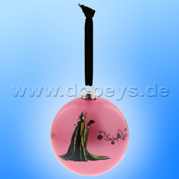 Disney Enchanting Collection - A Forest Of Thorns (Maleficent Weihnachtsbaumkugel / Glaskugel) A30188