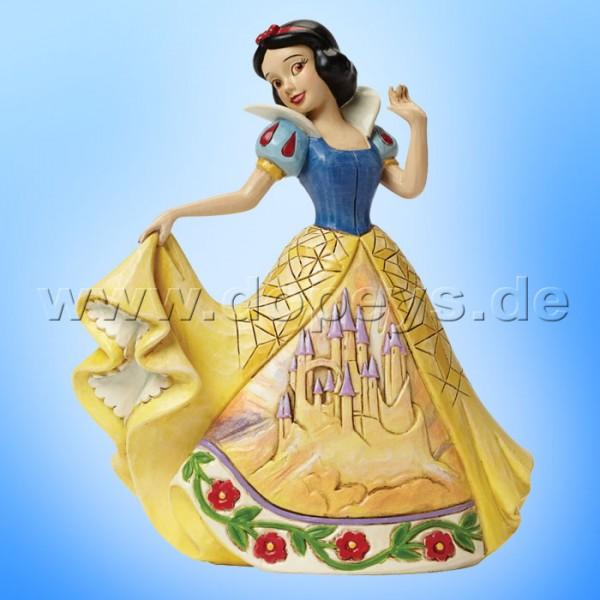 "Disney Traditions / Jim Shore Figur von Enesco. ""Castle in the Clouds (Schneewittchen)"" 4045243."