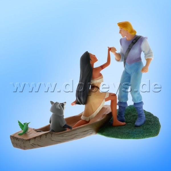 """Enchanting Disney Collection von Enesco """"Hear With The Heart"""" (Pocahontas & John Smith) Figur A29297"""