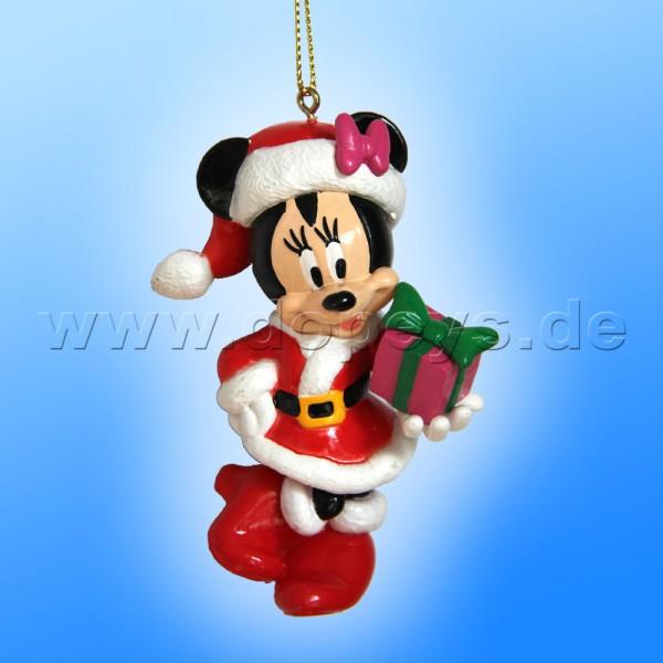 """Kurt S. Adler - Disney """"Minnie als Weihnachtsfrau"""" Weihnachtsbaumanhänger / Ornament DN02001-M"""