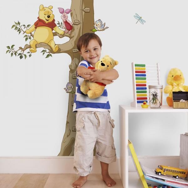 """Disney Winnie Puuh Wandsticker / Wandaufkleber """"Winnie The Pooh Size"""""""