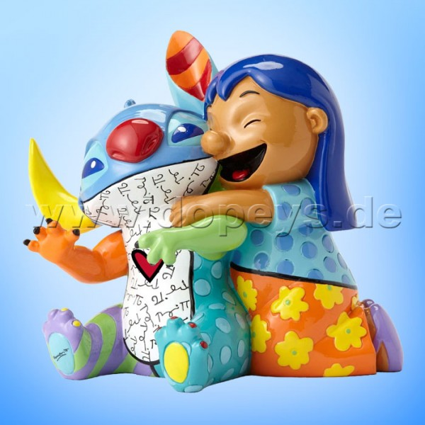 "Disney by Britto Figur von Enesco ""Lilo & Stitch"" 4055232"