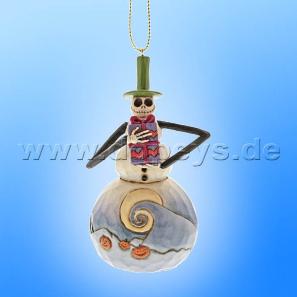Disney Traditions - Jack Skellington Ornament Baumanhänger von Jim Shore A30352