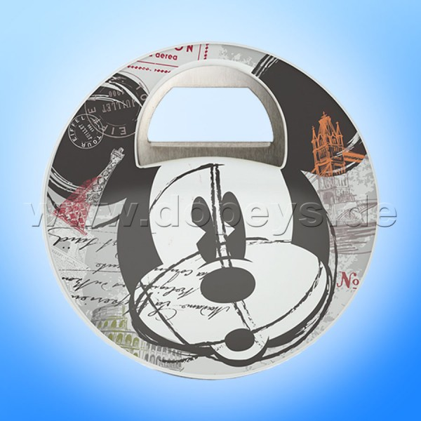 Disney Flaschenöffner Mickey Maus Maus im italienischen Design