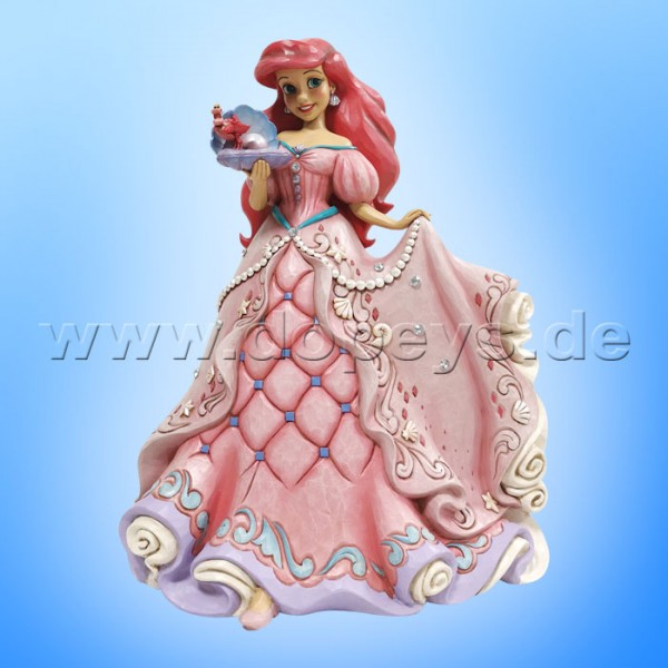 Disney Traditions - A Precious Pearl (Arielle Deluxe) sehr groß von Jim Shore 6010100