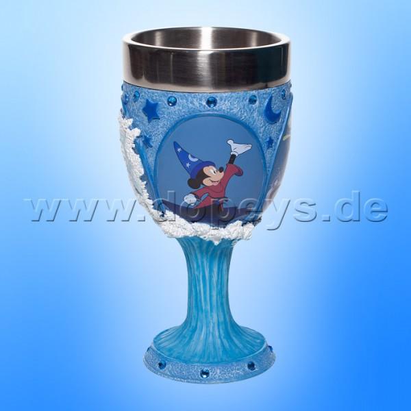 "Disney Showcase Collection - ""Fantasia"" Zauberer Mickey dekorativer Schmuck-Kelch von Enesco 6007190"