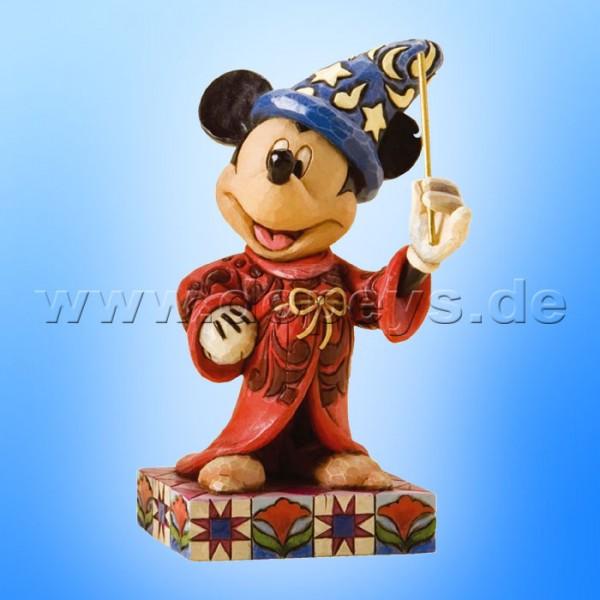 Disney Traditions - Touch of Magic (Mickey als Zauberer) von Jim Shore 4010023