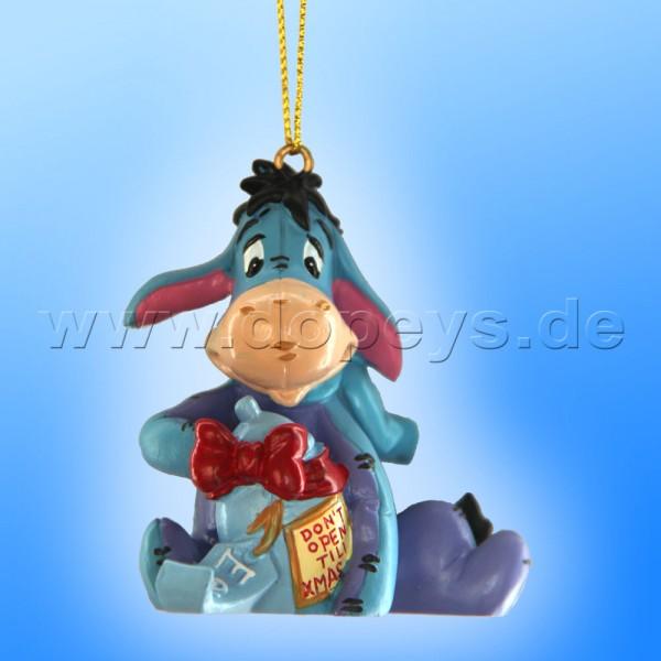 """Kurt S. Adler - Disney """"Weihnachts- I-Aah"""" Weihnachtsbaumanhänger / Ornament DN04001-I"""