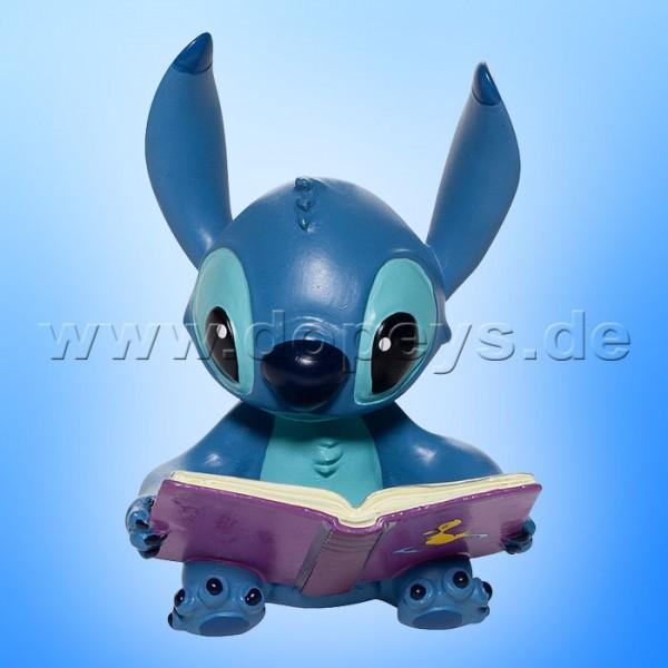 Disney Showcase Collection - Stitch mit Buch Figur 6006207