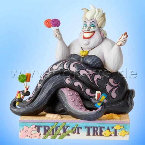 Disney Traditions - Deliciously Greedy (Ursula Halloween) von Jim Shore 6002837