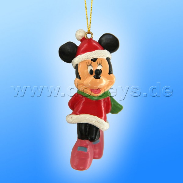 """Kurt S. Adler - Disney """"Weihnachts-Minnie"""" Weihnachtsbaumanhänger / Ornament DN02006-M"""
