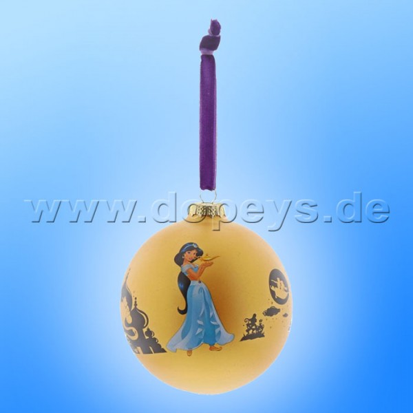 "Disney Enchanting Collection - Aladdin Weihnachtskugel / Glaskugel ""It's All So Magical"" A29680"