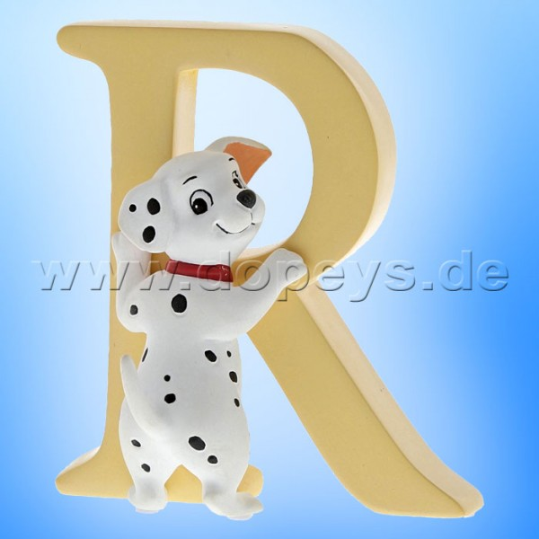 "Enchanting Disney Collection - Buchstabe ""R"" - Rolly Figur von Enesco A29563"