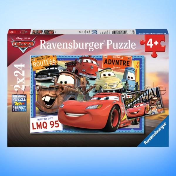 "Disney Puzzles ""Disney Cars"" von Ravensburger 07819"