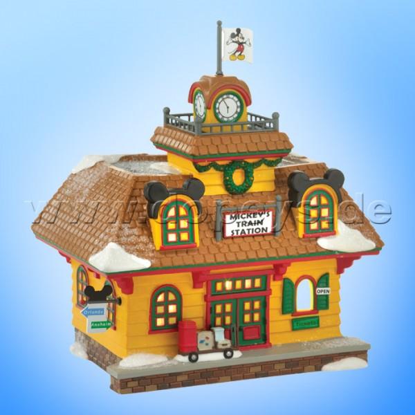 Disney Village - Mickey's Weihnachts-Bahnhof A30088